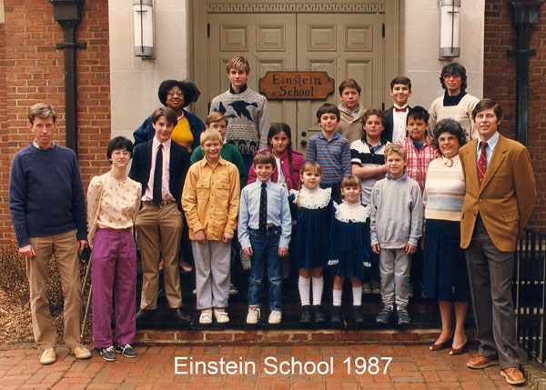 Einstein School 1987
